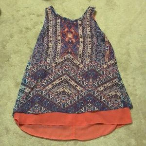 Maurices High Low Tank